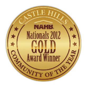 Castle Hills -  Community of the Year Gold Award