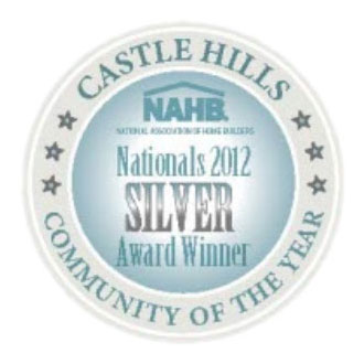Castle Hills - Community of the Year Silver Award