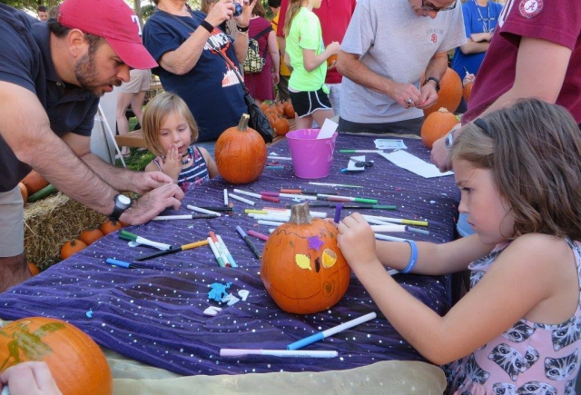 FALL FESTIVAL RETURNS TO CASTLE HILLS