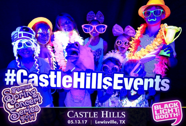 CASTLE HILLS CONCERT SERIES: SAY CHEESE!
