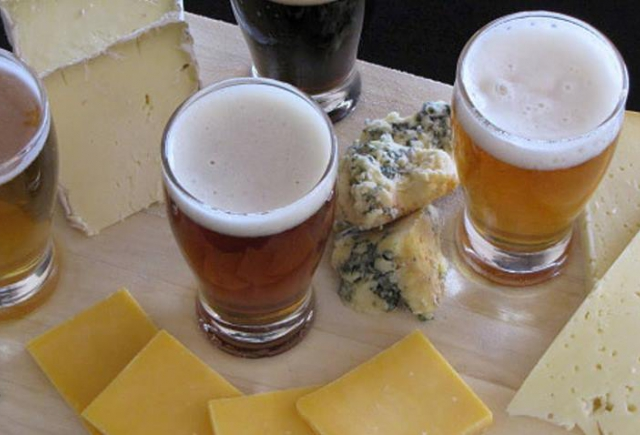 CHEESE AND BEER IN CASTLE HILLS