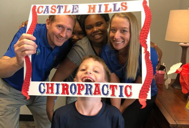 FIRST THURSDAYS AT CASTLE HILLS CHIROPRACTIC