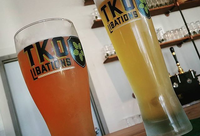 RAISE A GLASS TO CASTLE HILLS' TKO LIBATIONS!