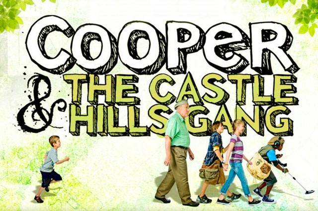"STAY COOL WITH ""COOPER & THE CASTLE HILLS GANG"""