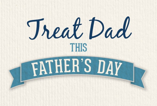 CELEBRATE FATHER'S DAY IN CASTLE HILLS