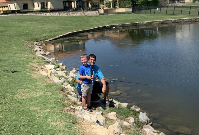 ENJOY NATIONAL GO FISHING DAY IN CASTLE HILLS