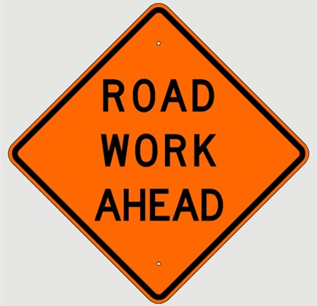 CONSTRUCTION ON PARKER ROAD/FM 544