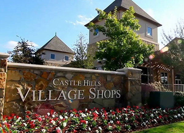 MOTHER'S DAY AT THE CASTLE HILLS VILLAGE SHOPS
